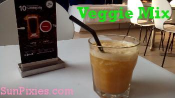 Veggie Mix Drink at Blue Pumpkin Siem Reap Cambodia Tourist Review