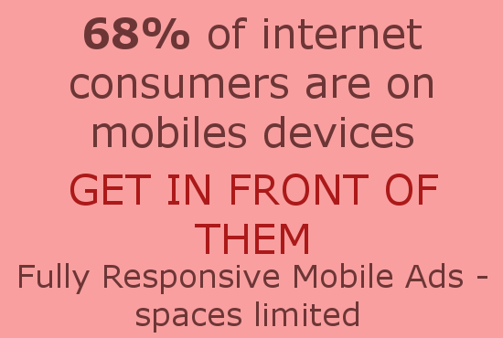 Mobile Responsive Ads $5